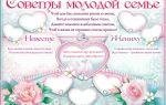Поздравления на свадьбу. стихи, напутственные слова невесте и жениху для счастливой семейной жизни