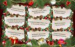 Новогодние фанты, или весёлые задания для гостей на новогодней вечеринке