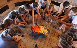 Творческие игры для детей и подростков