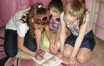 Квест для детей в помещении (дома в квартире, в коттедже, в школе или в кафе)