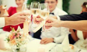 Весёлая сценка на свадьбе «медосмотр»